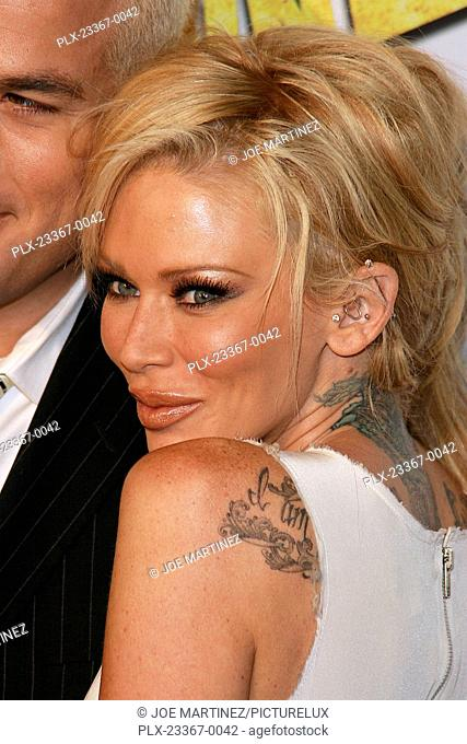 Never Back Down Premiere Jenna Jameson 3-4-2008 / Cinerama Dome / Hollywood, CA / Summit Entertainment / Photo by Joe Martinez