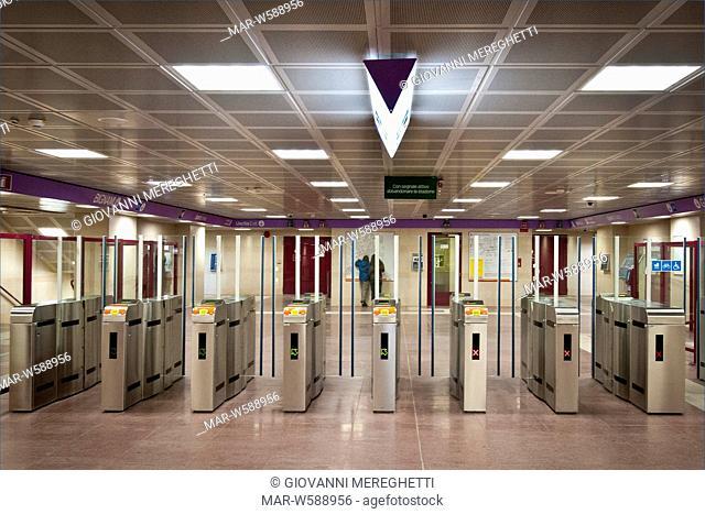 M5, milan metro line 5