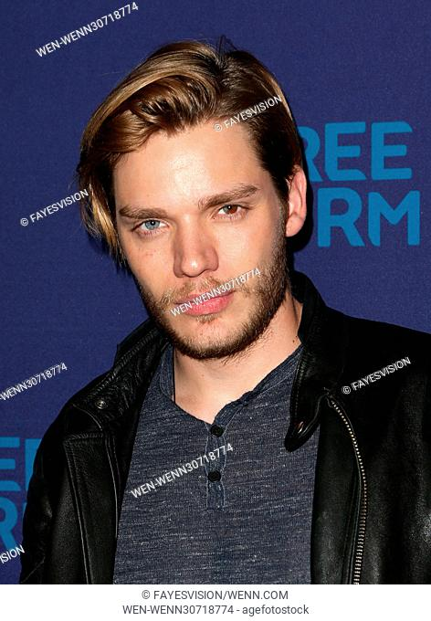 Disney/ABC TV TCA Winter 2017 Party at Langham Hotel - Arrivals Featuring: Dominic Sherwood Where: Pasadena, California, United States When: 10 Jan 2017 Credit:...