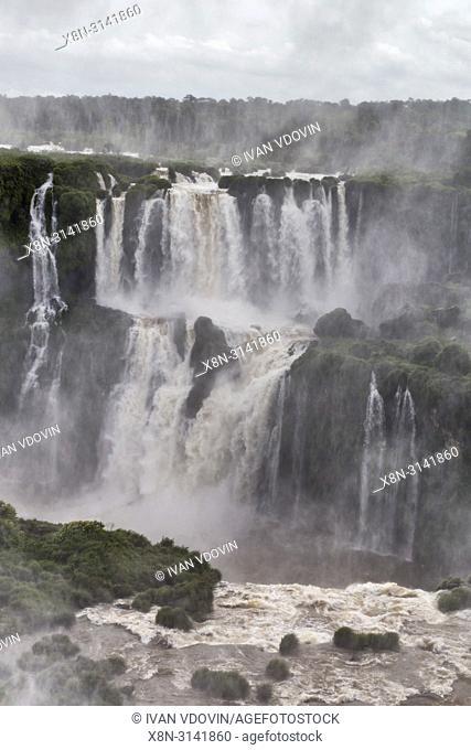 Iguazu Falls, Parana, Brasil