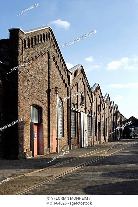 Oberhausen, Zinkfabrik Altenberg, LVR-Industriemuseum