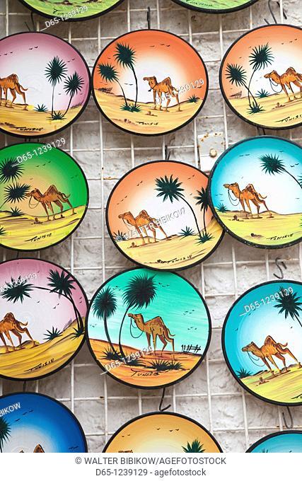 Tunisia, Tunisian Central Coast, Port El Kantaoui, Tunisian pottery