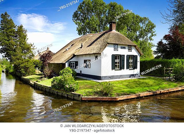 Giethoorn village - Holland Netherlands