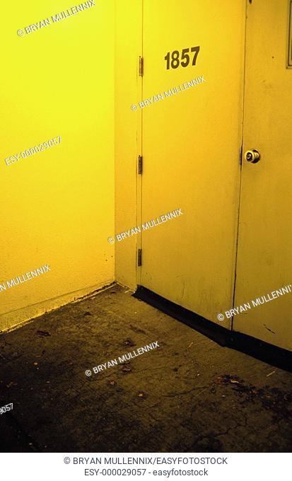 Doorway entrance