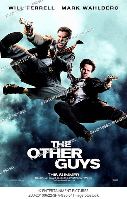 RELEASE DATE: August 6, 2010. MOVIE TITLE: The Other Guys. STUDIO: Columbia Pictures. PLOT: Two mismatched New York City detectives seize an opportunity to step...