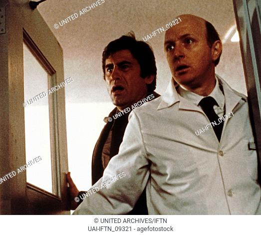 Dead And Buried, aka: Tot & begraben, USA 1981, Regie: Gary Sherman, Darsteller: James Farentino (links), Joseph G. Medalis