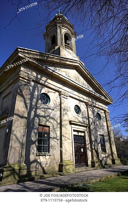 St Johns Church Buxton Derbyshire England UK