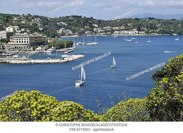 Italy, Liguria, World Heritage Site, Porto Venere