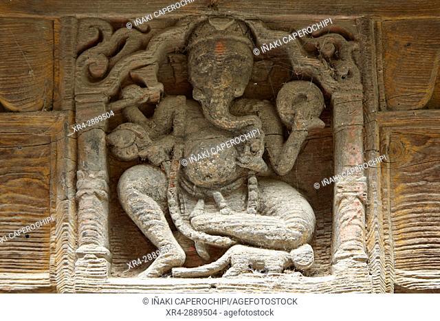 Tripura Sundari Temple, Kullu Valley, Naggar, India