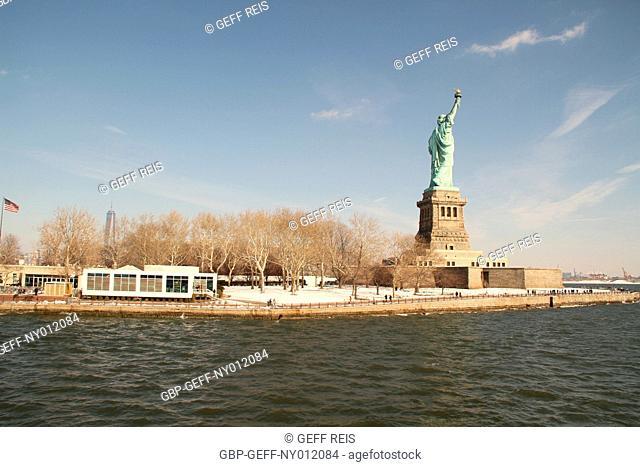 Statue of Liberty, Manhattan, New York City, United States