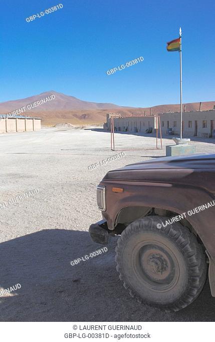 Desert of Lipez, Department of Potosi, Sud Lipez Province, La Paz, Bolívia