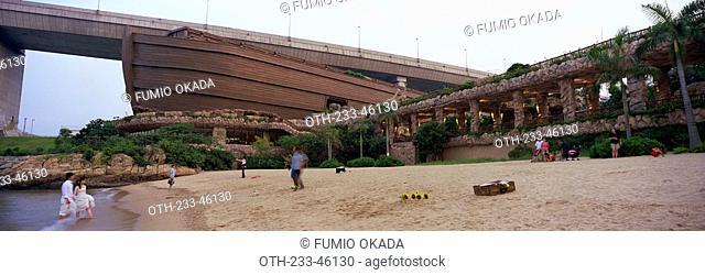 Noah's Ark, Ma Wan, Hong Kong