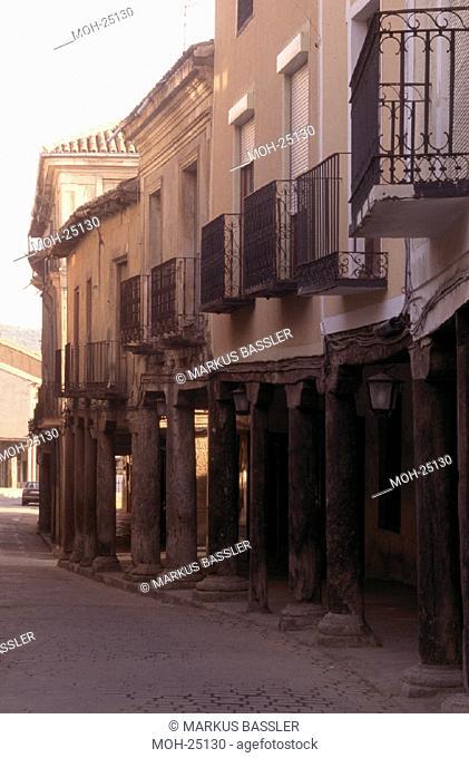 Medina de Rioseco/ Altstadt, Ansicht 1