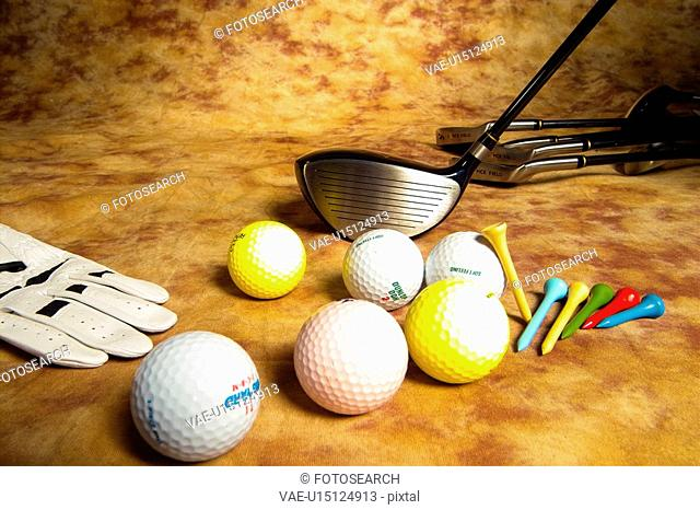 golf, ball, leisure, sports, club, sports equipment, pegtee