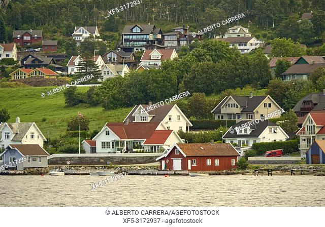 Hogsfjord, North Sea, Stavanger, Norway, Scandinavia, Europe