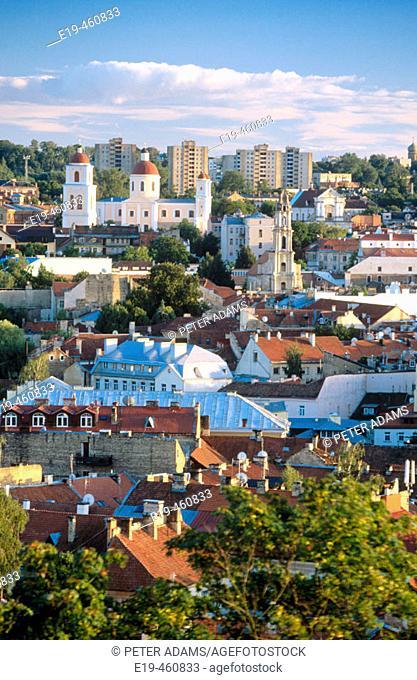 Vilnius. Lithuania