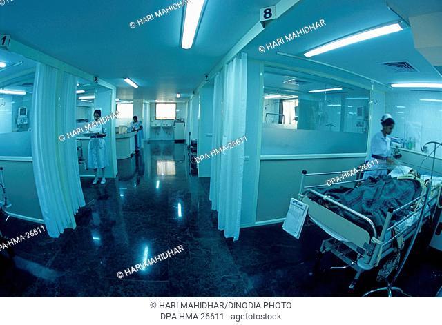 hospital ; ICU ward ; santacruz ; mumbai bombay ; maharashtra ; india