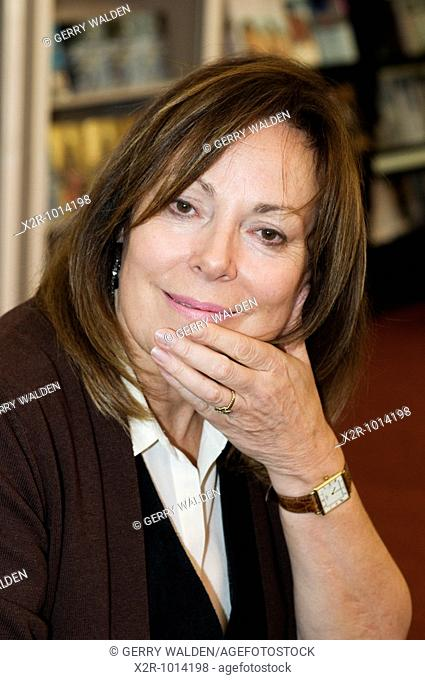 Rose Tremain, author, at the Cheltenham Literary Festival, Gloucestershire, England  Rose Tremain won the Orange Prize in 2008