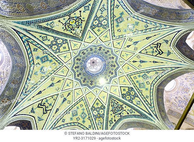 Hammam-e Sultan Mir Ahmad bath house, Kashan, Iran