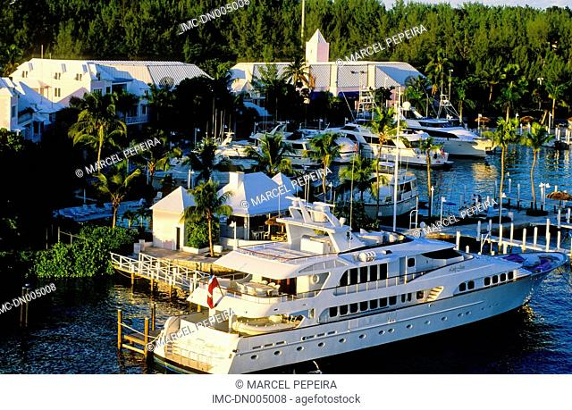 Bahamas, New Providence, Nassau, yachts