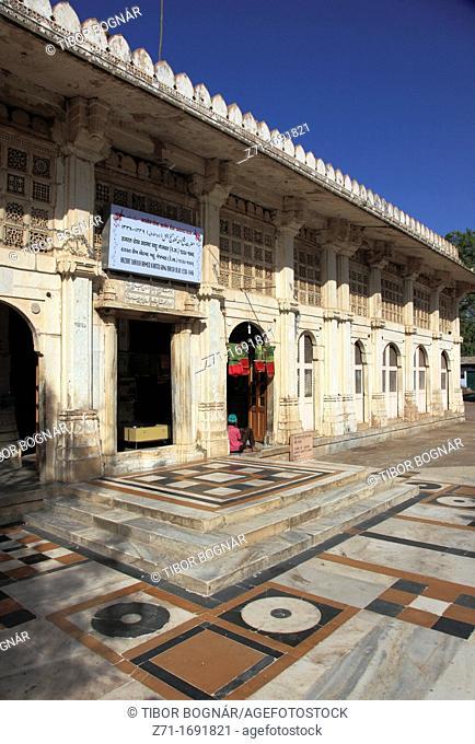 India, Gujarat, Ahmedabad, Sarkhej Rosa, Tomb of Sheikh Ahmed Khattu Ganj Baksh