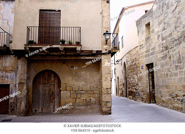 Arnes. Terra Alta, Tarragona province, Catalonia, Spain