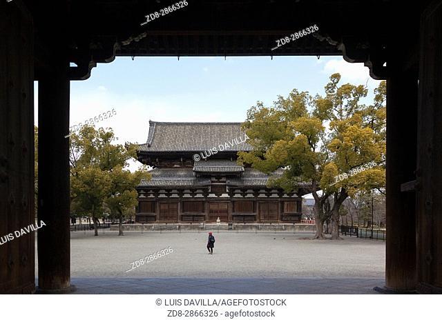 Kyoogokokuji Kondo at Toji Temple