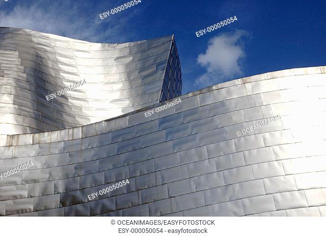 Guggenheim Museum, Bilbao. Euskadi, Spain