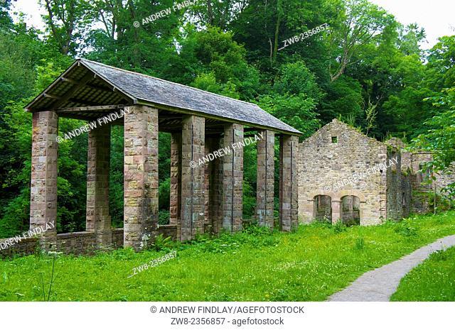 Bobbin Mill The Howk Calbeck Cumbria England UK