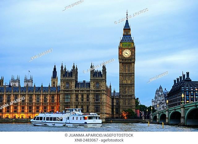 Westminster Palace, London, United Kingdom, Europe