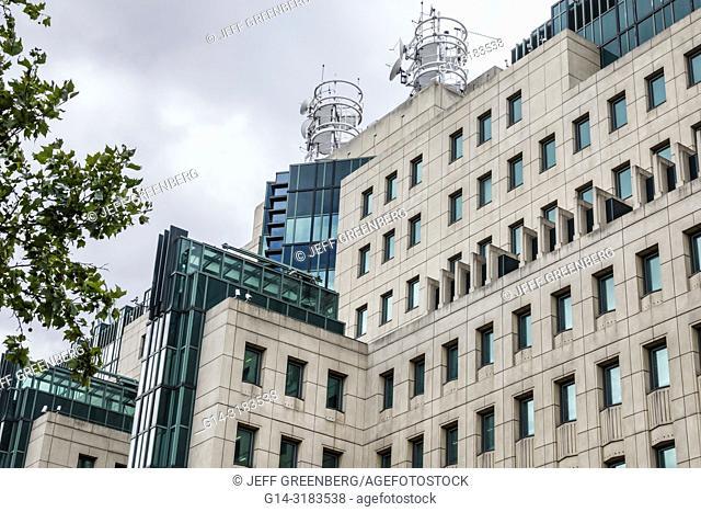 United Kingdom Great Britain England, London, Lambeth Vauxhall, MI6 Counter Terrorism Command, CTC SO15, Specialist Operations branch
