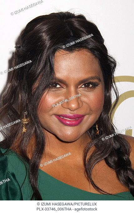 Mindy Kaling 01/19/2019 The 30th Annual Producers Guild Awards held at The Beverly Hilton in Beverly Hills, CA Photo by Izumi Hasegawa / HNW / PictureLux