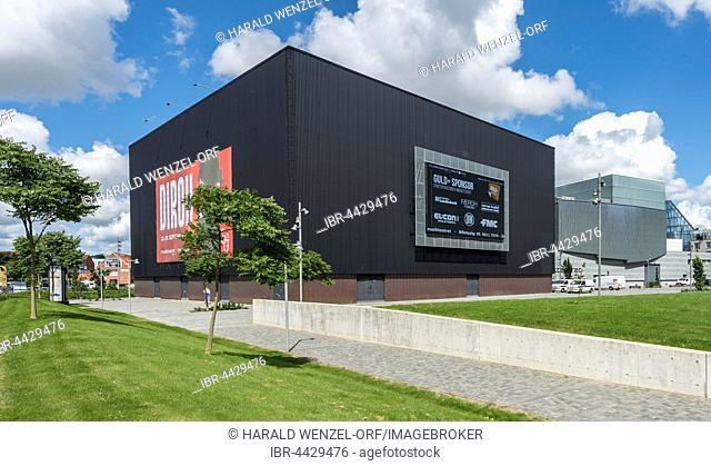 Black Box Theatre, Holstebro, Midtjylland, Denmark