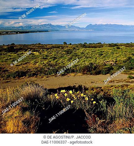 Nahuel Huapi Lake, Nahuel Huapi National Park, Patagonia, Argentina