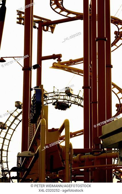 Prater, Riesenrad, Giant Ferry Wheel, Vienna, Austria, 2. district