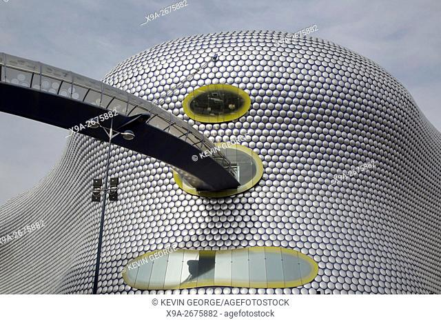 Selfridges Building in Birmingham; England