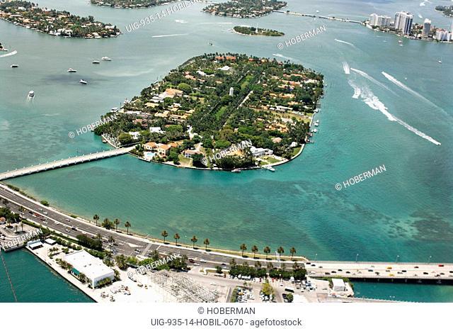 Barrier Islands, Miami Beach
