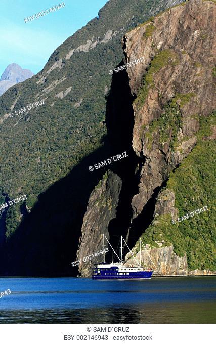 Milford Sound, Te Wahipounamu, New Zealand