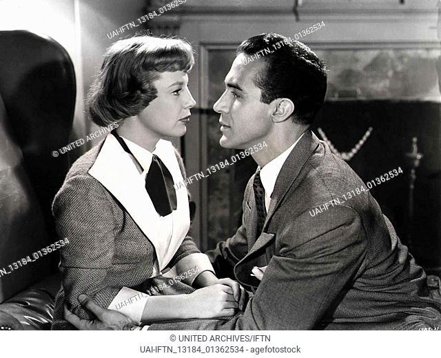 Der einsame Champion aka. Right Cross, USA 1950 Regie: John Sturges Darsteller: June Allyson, Dick Powell, Ricardo Montalban