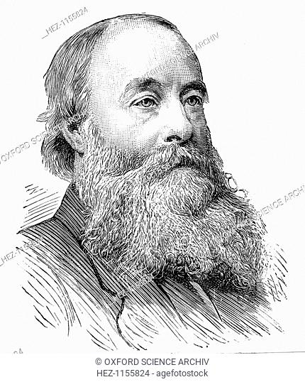 James Prescott Joule, English physicist, 1889. Joule (1818-1889) was born at Salford near Manchester and studied chemistry under John Dalton