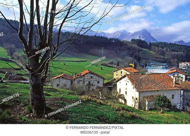 Betelu, Sierra de Aralar. Navarra, Spain