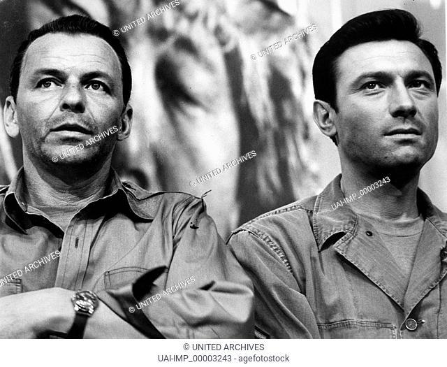 Botschafter der Angst, (THE MANCHURIAN CANDIDATE) USA 1962, Regie: John Frankenheimer, FRANK SINATRA, LAURENCE HARVEY