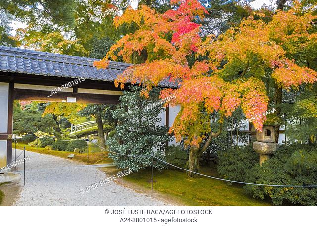 Japan , Kyoto City, Imperial Palace Gardens