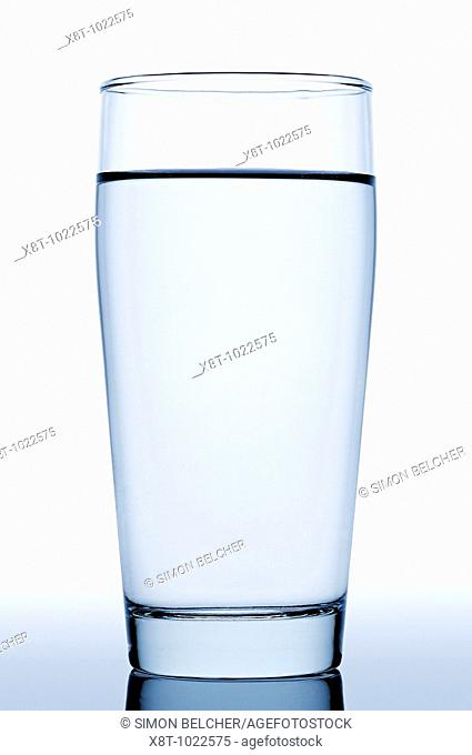 Glass of Water, Close Up