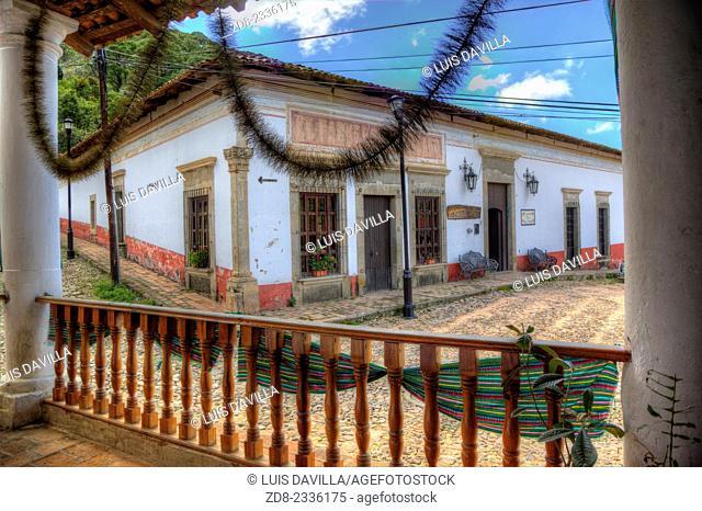 San Sebastian del Oeste. Jalisco