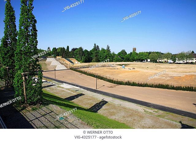 D-Moenchengladbach, Lower Rhine, North Rhine-Westphalia, Moenchengladbach-Eicken, football, Bundesliga, football stadium, stadium history, Boekelberg Stadium