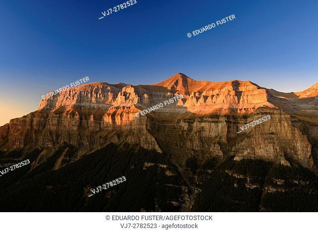 Ordesa National Park in Spain pyrinees