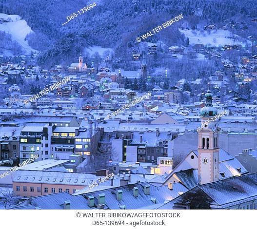 Innsbruck. Austria