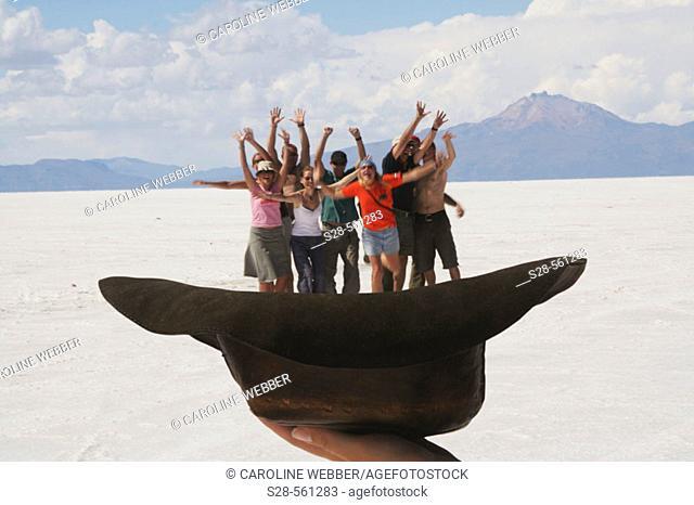 Salt Flats of Uyuni, Bolivia