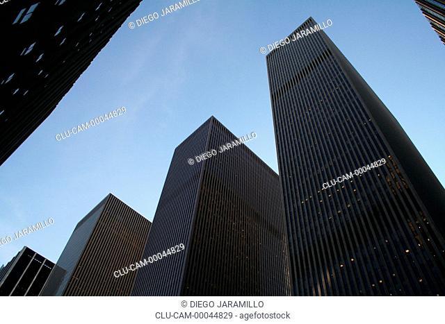 1221 Avenue of the Americas, Manhattan, New York, United States, North America
